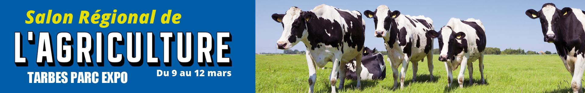 Salon de l 39 agriculture tarbes salon agricole tarbes 2018 - Salon de l agriculture materiel agricole ...