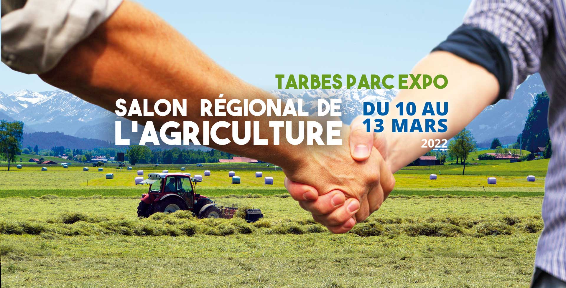 Salon agricole a tarbes century 21 gm immobilier for Agence immobiliere tarbes